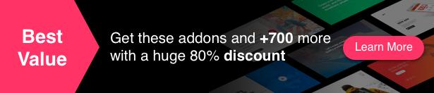 Plug-in de ícones de rede social WordPress com Layout Builder - 1