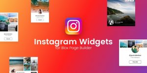 Introducing WordPress Instagram Widgets For Blox Page Builder